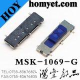 Mikroschalter des China-Hersteller-SMD/Gleitschalter (MSK-1069)