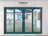 Porta deslizante da série PVC/UPVC do Conch 60