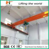 мостовой кран одиночного прогона поднимаясь оборудования надземный