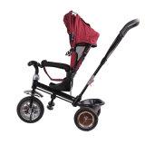 Езда трицикла малышей младенца Китая на Pram Уилера игрушек 3 с Ce