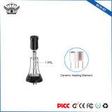 O design da garrafa de vinho sofisticados 900mAh Ecig Preaquecimento Vape Preaquecimento Bateria de caneta