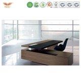 Anfangsetikett-Büro-Schreibtisch mit dem Sperrung der Fächer hergestellt in China