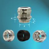 Pg métricos IP68 Prensaestopas de latón de metal