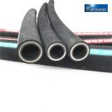 Vier oder sechs Draht-hydraulischer Schlauch SAE100 R13/R15