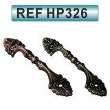 Ручки тяги кухни шкафа мебели цинка классические (HP314)