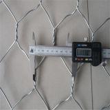 Rete metallica esagonale galvanizzata 3/4 di pollice poco costosa