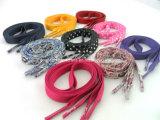 Купите цвет пластичным вспомогательным оборудованием концов шнурка