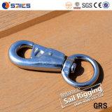 頑丈な磨かれたステンレス鋼のBullの旋回装置のスナップ