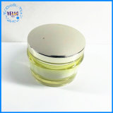 100 g de creme de acrílico de luxo Jar Recipiente Cosméticos