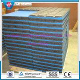 EPDM Ginásio de Esportes reciclado azulejos pisos de Borracha
