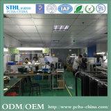 Circuito del giocatore di deviazione standard del USB del circuito della visualizzazione dell'affissione a cristalli liquidi del circuito di Shenzhen audio