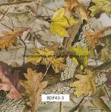 実質の葉のCamo水転送の印刷のフィルム。 屋外項目のためのHydrographicsの印刷のフィルム、PVAのフィルムおよび銃(BDF432-3)