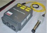 亜鉛によってめっきされる穏やかな鋼鉄レーザーのマーキング機械またはシリーズ番号レーザーのマーキング