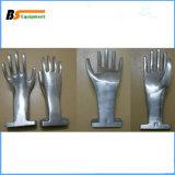 機械手袋の生産ラインを浸すニトリルの手袋