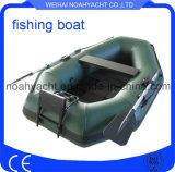 Poids léger Bateau de pêche gonflable