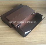 Bouteille de vin de Papier Spécial Crocodile boîte pliable Coffrets cadeaux en papier