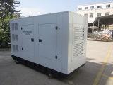 Volvo дизельных генераторах со звукоизоляцией навес