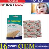 Fasciatura adesiva di /Adhesive del sussidio di fascia/Bandaids/pronto soccorso