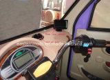 Alta velocidad del coche eléctrico por pasajero