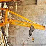 起重機が付いている回されたアームジブクレーンジブクレーン