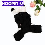 Petits vêtements bon marché noirs mous de chien