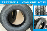 11r22.5 315/80R22.5 385/65R22.5 la máxima calidad precio muy competitivo, la nueva carretilla y a la venta de neumáticos para camiones
