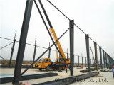 Almacén de construcción en acero prefabricados durables