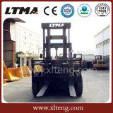 Qualité lourde de Ltma chariot élévateur diesel hydraulique de 13 tonnes