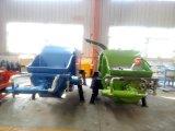 La pulverización de hormigón de la máquina para pulverización húmeda y seca