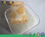 Couro à prova de umidade das contas de dessecante de gel de sílica
