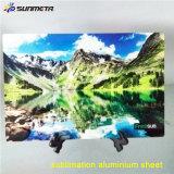 Ontwerp 5052 van de Fabriek van Sunmeta 2016 het Blad van het Aluminium van de Sublimatie van de Rang, het Blad van het Metaal van de Sublimatie