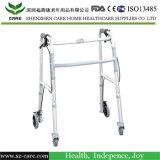 Sussidi ambulanti del camminatore di alluminio a Disabled fatto da Manufacturers