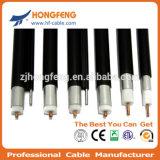 CCTV câble coaxial 75 ohms Trunk P3 500 avec Messenger