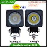 2pouce 10W Inondation Spot CREE LED lumière LED feux de travail de nuit