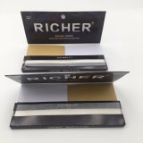 Pequeño, /Medium, papeles de balanceo de los cigarrillos de la talla de /King +Filters inclina escarchos
