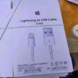 Высококачественный кабель USB зарядное устройство для iPhone 6S/6/5s/5