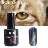 Rosynails Nail Art Magic Cat Eye gel vernis à ongles (15ml)