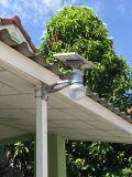 Lampe LED solaire intégré pour le jardin, de la route et chemin