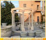 판매를 위한 돌 전망대 정원 벤치