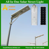 20W встроенный индикатор солнечной улице лампы освещения в саду с пассивный инфракрасный датчик движения