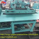 Cone de papel semiautomático elevado do desempenho de custo que faz a máquina