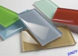 Colori differenti verniciati di vetro con AS/NZS2208: 1996