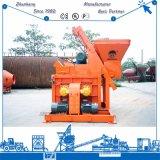 Misturador de cimento de mistura do preço do misturador do carregamento gêmeo do eixo Js1000