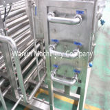 Трубчатые сок унт стерилизатор/промывки пастеризатора для получения сока линии