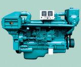 motor marina del barco de pesca del motor diesel de 320HP Yuchai