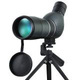 (KL5021)  Tripot&#160の45X60A鳥の望遠鏡の単一管の屋外の望遠鏡; ハンチング偵察のスコープ