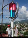 turbina de vento vertical aprovada de Maglev do Ce 3kw