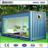 Conteneur de transport des maisons de conception moderne accueil personnalisé dans le conteneur de transport