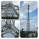 Communicatie van het Staal van de Driehoek van vier Been Toren