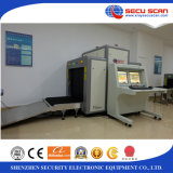 Grote grootte voor de bagage en de bagage de machine van het de bagageaftasten van de scannerAT10080 Röntgenstraal van de Röntgenstraal van de Luchthaven